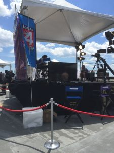 WDIV stage